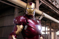 Robert Downey Jr. is 'Iron Man'