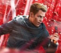 Kirk (Chris Pine) poster for 'Star Trek Into Darkness'