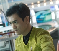 Sulu (John Cho) is at the helm