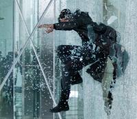 John Harrison (Benedict Cumberbatch) crashes the party
