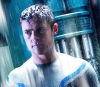 Bone (Keith Urban) poster for 'Star Trek Into Darkness'