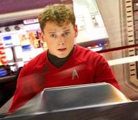 Chekov (Anton Yelchin) poster for 'Star Trek Into Darkness'