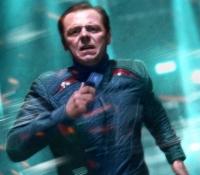 Scotty (Simon Pegg) poster for 'Star Trek Into Darkness'