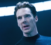 John Harrison (Benedict Cumberbatch) is armed and dangerous