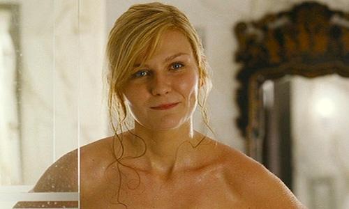 Kirsten dunst tits shower