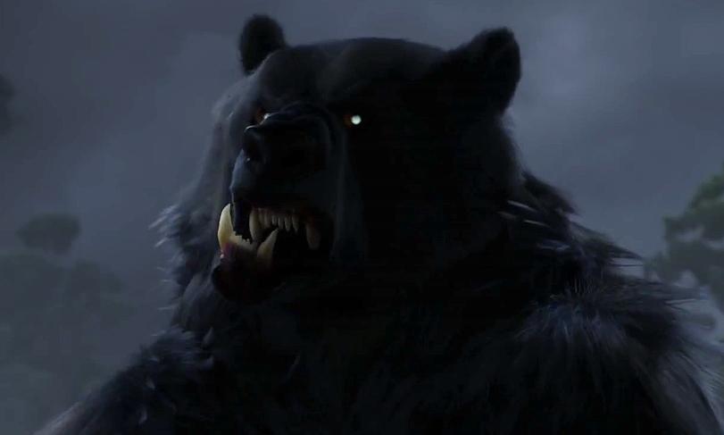 brave bear name