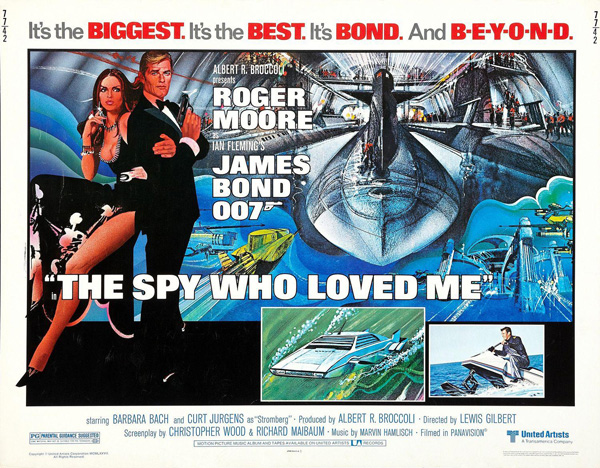The Spy Who Loved Me'