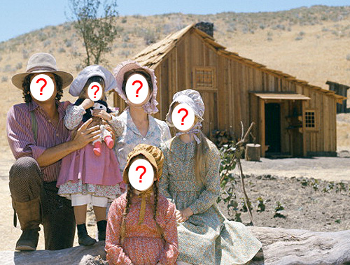 We Cast This Movie 39 Little House On The Prairie 39 Tail Slate
