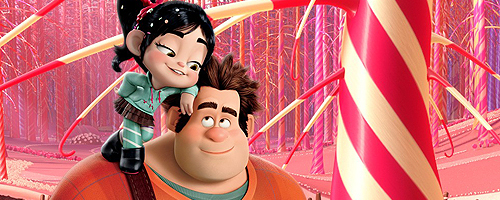 'Wreck-It Ralph' is a candy-coated delight - Tail SlateWreck It Ralph Tails