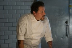 Jon Favreau as the title character in 'Chef'