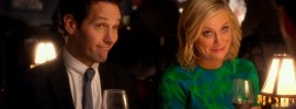 Paul Rudd and Amy Poehler in 'They Came Together'