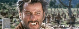 "Eli Wallach plays ""Tuco"" one of the titular characters in ""The Good, the Bad and the Ugly"""