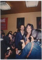 Uber-manager Shep Gordon and Alice Cooper back in the day