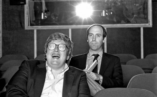 Roger Ebert and Gene Siskel in 'Life Itself'