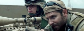 Bradley Cooper as CPO Chris Kyle in 'American Sniper'