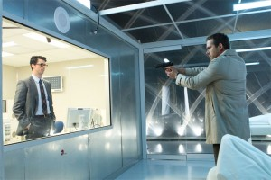 Matthew Goode and Ben Affleck face off in 'Self/less'
