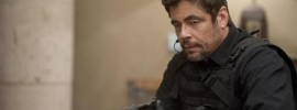 Benecio del Toro is brilliant in the outstanding 'Sicario'