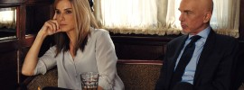 Academy Award winners Sandra Bullock and Billy Bob Thornton in 'Our Brand is Crisis'