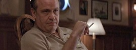 """Fred Dalton Thompson as """"Admiral Painter"""" in 'The Hunt for Red October'"""