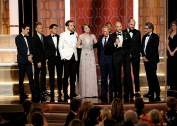 And the Golden Globe goes to…