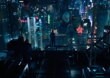 'Ghost in the Shell' is a mixture of great and mediocre