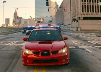 'Baby Driver' is one rad ride