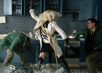 Charlize Theron is one plutonium powered 'Atomic Blonde'