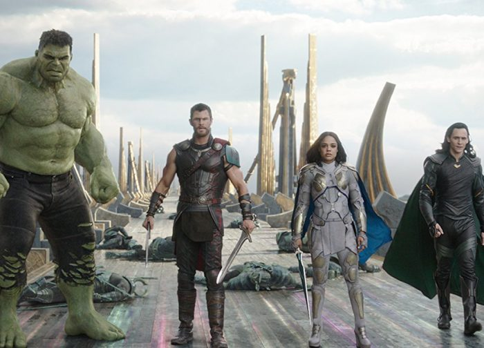 'Thor: Ragnarok' Hammers Out a Winner with Humor and Action